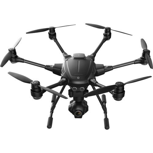 YUNEEC Typhoon H Hexacopter with GCO3  4K Camera YUNTYHUS