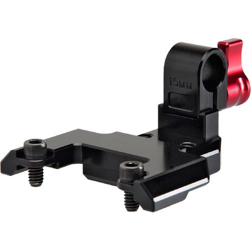 Zacuto 15mm Rod Lock with Top Plate for Sony PXW-FS7 Z-FS7RL