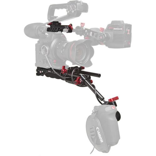 Zacuto C100 Mark II Gratical HD EVF Recoil Z-C1002ERGHDB
