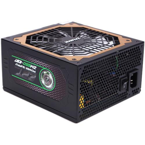 ZALMAN USA EBT-Series 80 Plus Gold 650W Power Supply ZM650-EBT