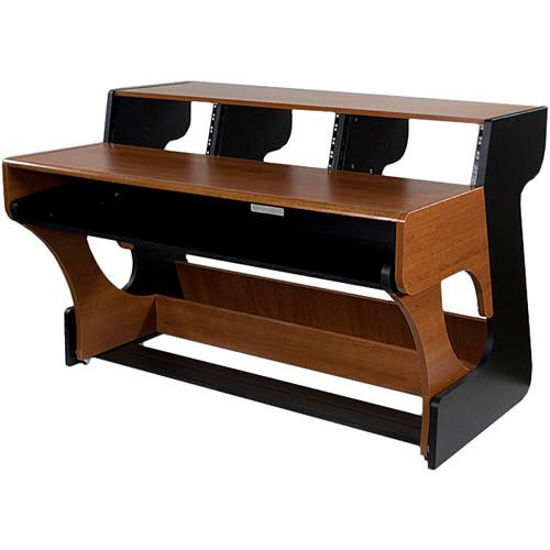 Zaor Miza 88 XL Studio Desk (Black Cherry) MZ-88XL-BK-CHE
