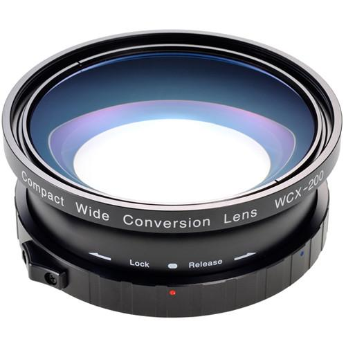 Zunow Compact Wide 0.8x Conversion Lens for Cameras ZUN-WCX-200