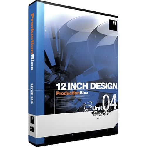 12 Inch Design ProductionBlox SD Unit 04 - DVD 04PRO-NTSC