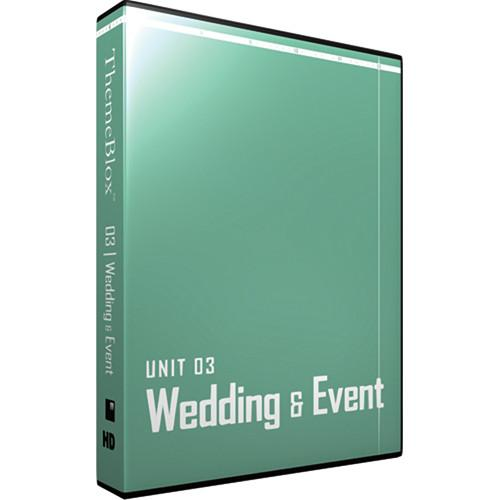 12 Inch Design ThemeBlox HD Unit 03 - Wedding & 03THM-HD
