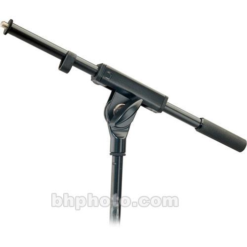 AKG KM211/6 Adjustable One Piece Boom Arm (Black) KM211/6 BLACK