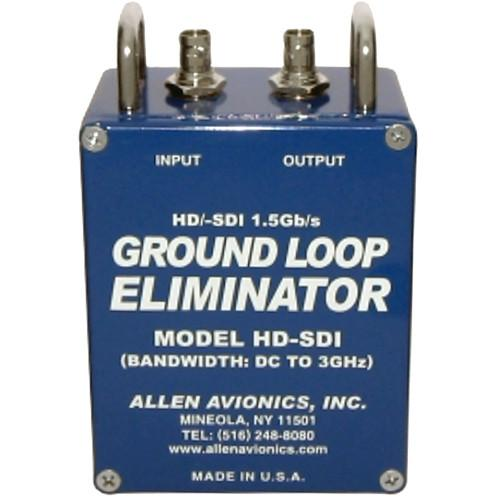 Allen Avionics HD-SDI Video Hum Eliminator HD-SDI