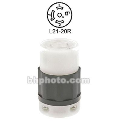 Altman 4 Pole, 5 Wire L21-20P Connector - Female - 20 52-2513C