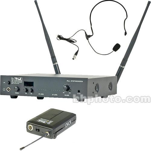 Anchor Audio UHF-6400 Wireless Microphone System UHF-6400BH