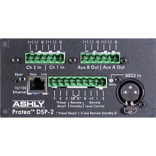 Ashly DSP-2 - DSP Card for PE-Series DSP-2 SOLD SEPARATELY