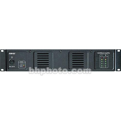 Ashly TRA-2075 - Rackmount Stereo Power Amplifier TRA-2075