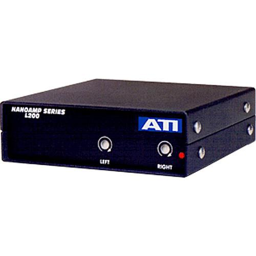ATI Audio Inc  L200 Stereo Line Amplifier L200