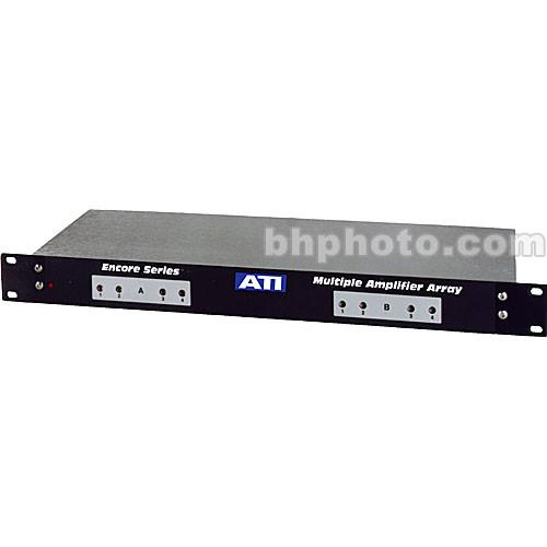 ATI Audio Inc MLA800-1 8-Channel Line Amplifiers MLA800-1