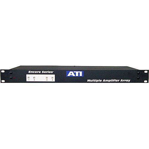 ATI Audio Inc MMA400-2 - 4-Channel Microphone to Line MMA400-2