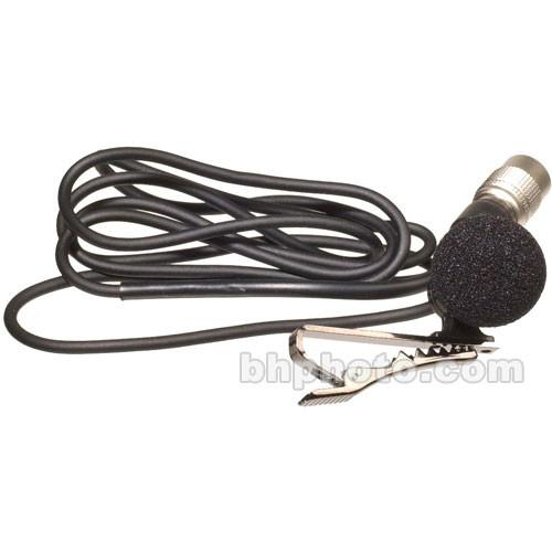 Azden  EX-505UH Mic with 4 Pin Connector EX-505UH