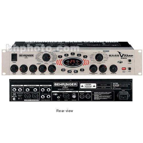 user manual behringer bass v amp pro rack mount modeling bass v rh pdf manuals com behringer bass v-amp manual pdf behringer bass v-amp manual pdf