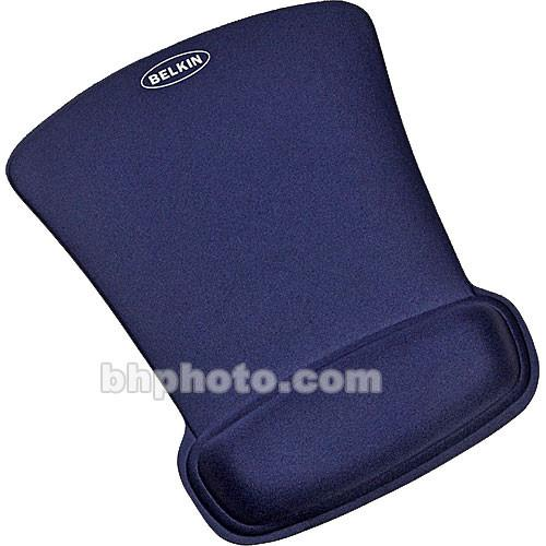 Belkin  WaveRest Mouse Pad (Blue) F8E262-BLU