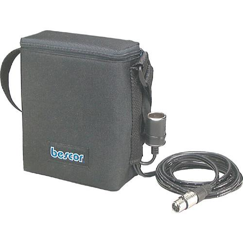 Bescor BES-015XLRA Shoulder Pack Lead-Acid Battery BES015XLRATM