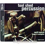 Big Fish Audio Sample CD: Tool Shed Percussion TLSH1-ARWZ