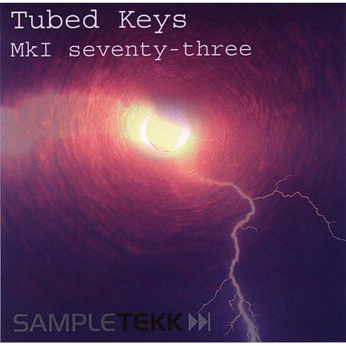 Big Fish Audio Sample CD: Tubed Keys - Mk I 73 MKI73-EHK