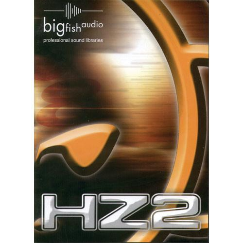 Big Fish Audio Sample DVD: Hit Zone II HTZN2-RSWZ