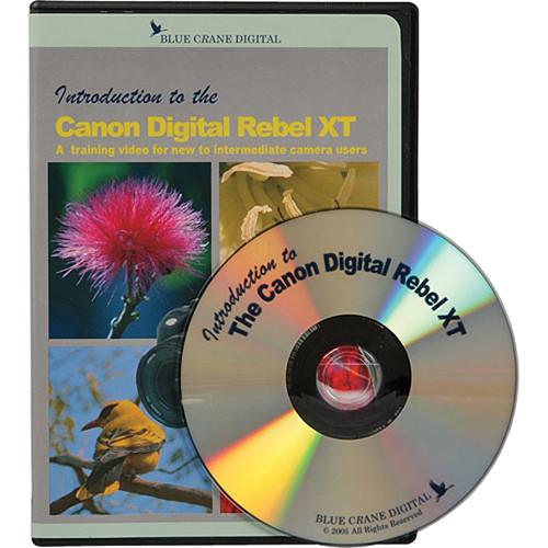 Blue Crane Digital DVD: Introduction to the Canon Digital BC103