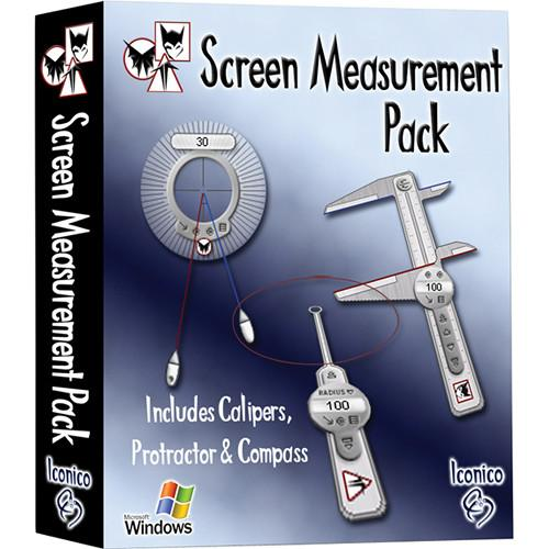 Bodelin Technologies ProScope Screen Measurement PS-ICO-SMP-WIN