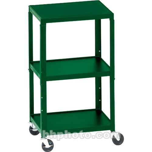 Bretford Adjustable AV Cart with 3 Shelves and A2642E-PL