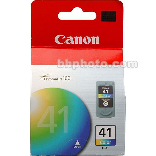 Canon  CL-41 Tri-Color Ink Tank 0617B002