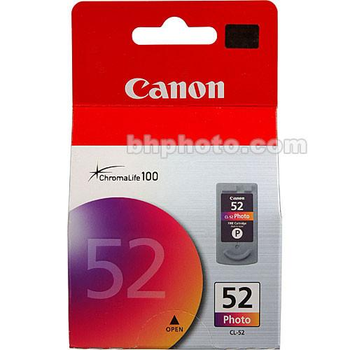 Canon CL-52 High-Capacity Photo Ink Cartridge 0619B002