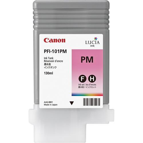 Canon  PFI-101PM Photo Magenta Ink Tank 0888B001