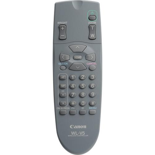 Canon  WL-V5 Wireless Remote 7245A001
