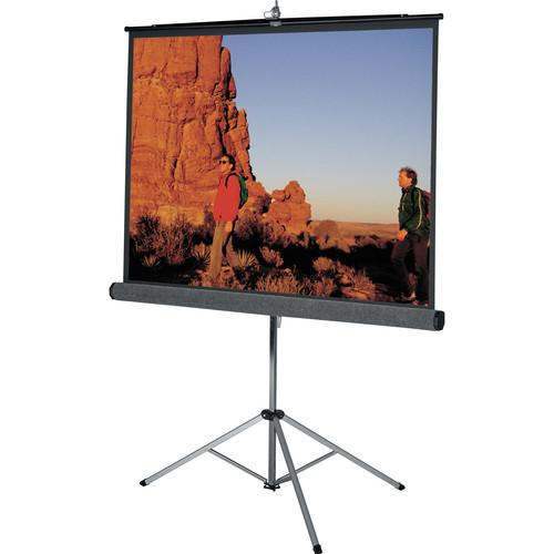 Da-Lite 69901 Picture King Tripod Front Projection Screen 69901