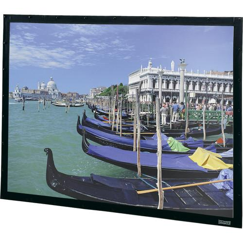 Da-Lite 94018 Perm-Wall Fixed Frame Projection Screen 94018