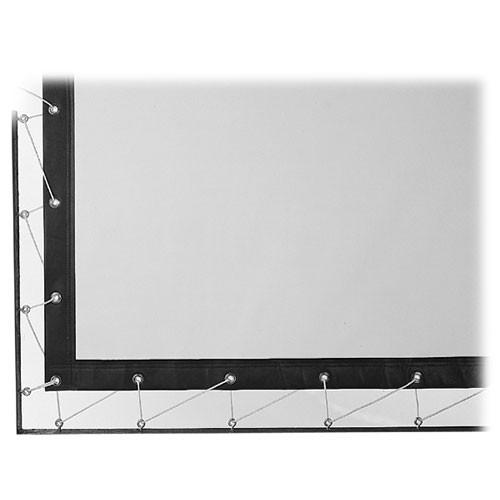 Da-Lite Lace & Grommet Surface Screen - Per Square 40398