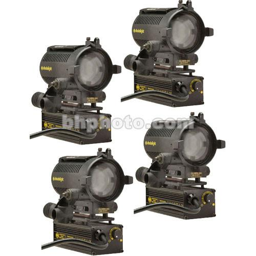 Dedolight  Basic 4-Light Kit KAC24B-E