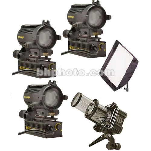 Dedolight  Basic Interviewer 4-Light Kit S5-B-U