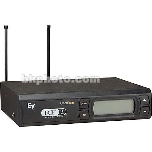 Electro-Voice RE-2 Wireless UHF Diversity Receiver F.01U.146.166