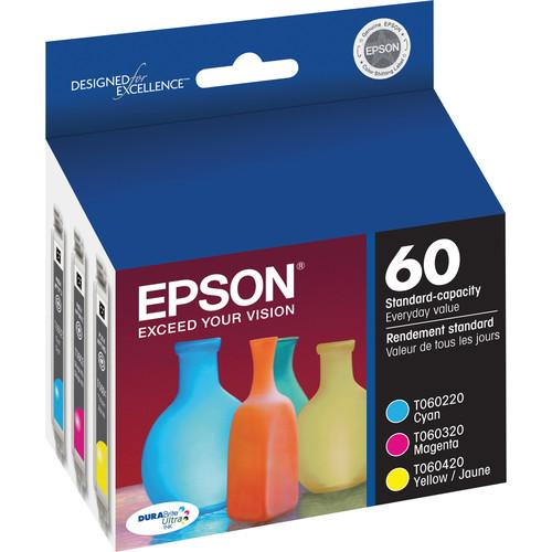 Epson  Color Multi-Pack Ink Cartridges T060520