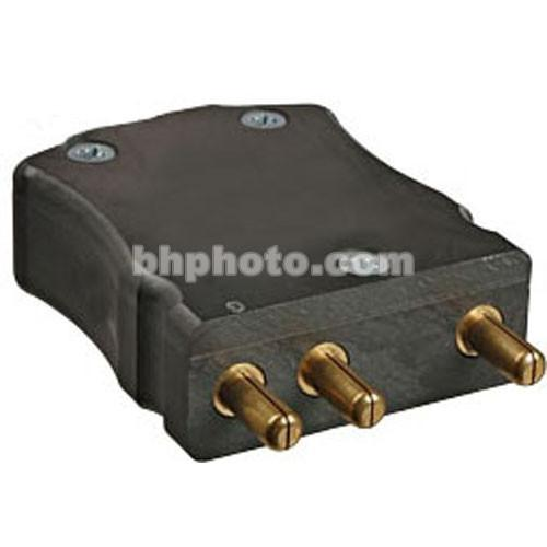 ETC  Male Stage Pin Connector, Black - 20 Amps B