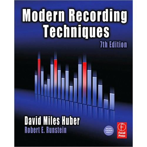 Focal Press Book: Modern Recording 978-0-240-81069-0
