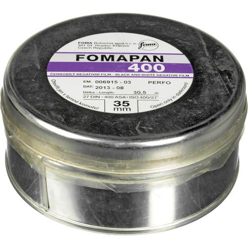 Foma Fomapan 400 Action Black and White Negative Film 420410