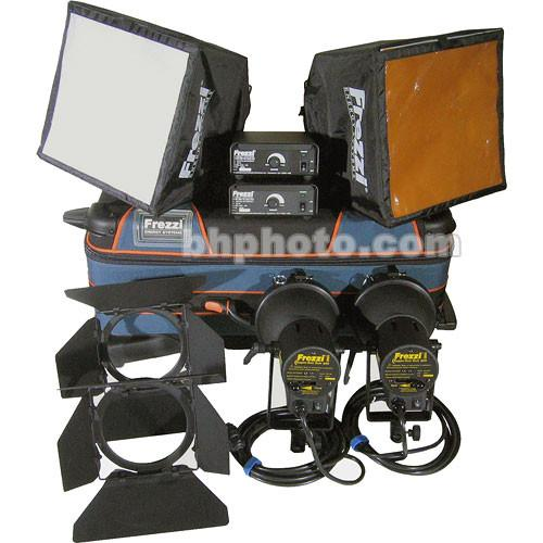 Frezzi Super Sun Gun HMI 2 Light AC Kit (110-240V) 92708