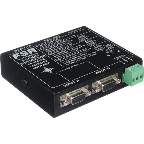FSR PN-2101C Pocket Navigator Video Switcher PN-2101C