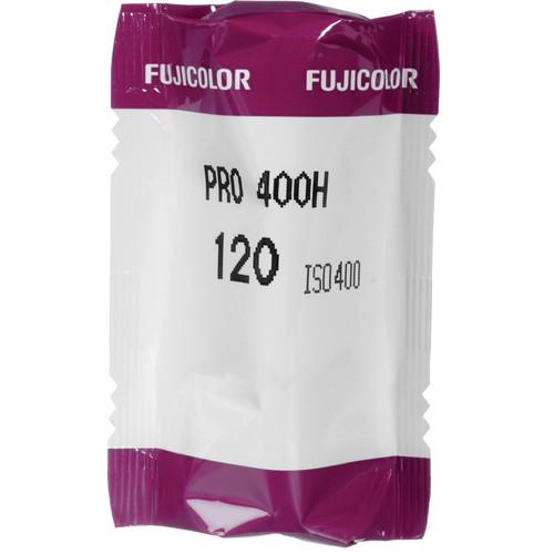 Fujifilm Fujicolor PRO 400H Professional Color Negative Film