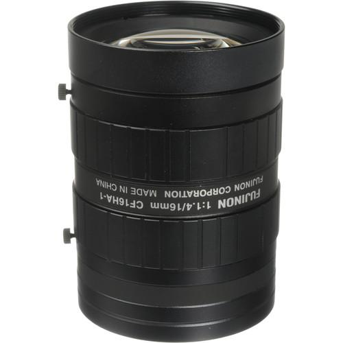 Fujinon CF16HA-1 16mm f/1.4 Industrial Lens CF16HA-1