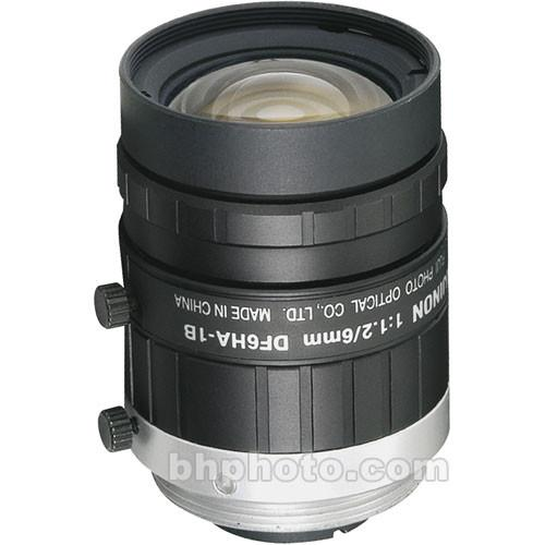 Fujinon DF6HA-1B 6mm f/1.2 Fixed Focal Lens DF6HA-1B