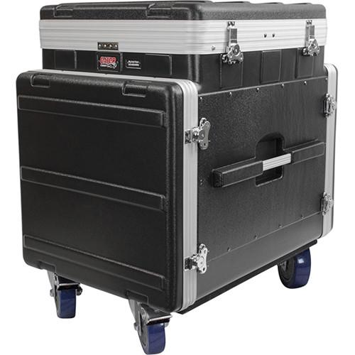 Gator Cases GRC12X10PU Pop-Up Console Rack Case GRC-12X10 PU
