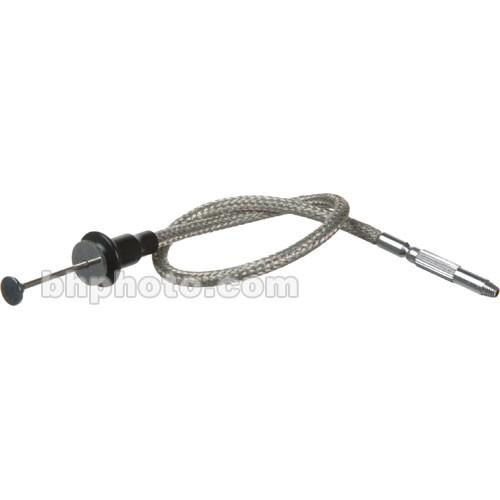 Gepe Metal Weave Covered Cable Release with Disc-Lock 601023