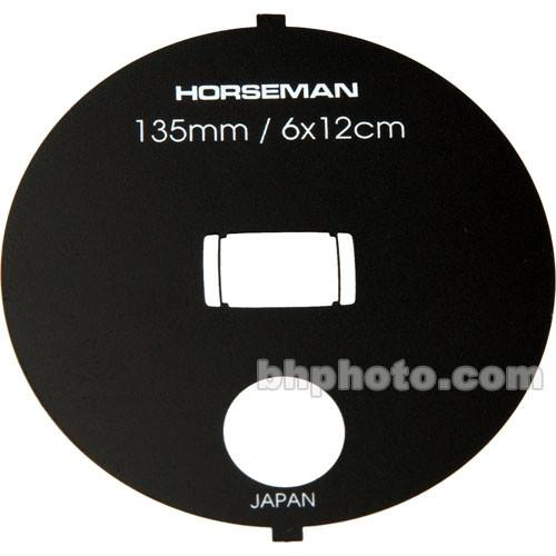 Horseman  Viewfinder Mask for 135mm Lens 21520