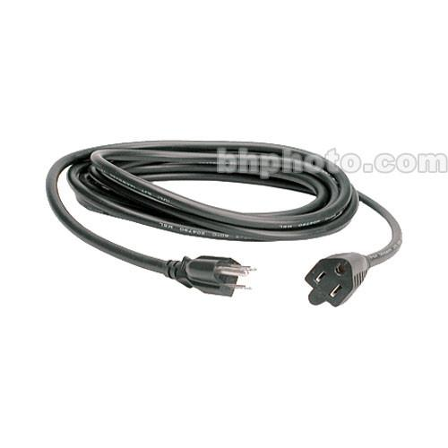Hosa Technology Black Electrical Extension Cable - 25' PWX-425